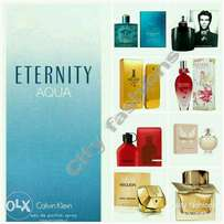 Designer perfumes all available free delivery