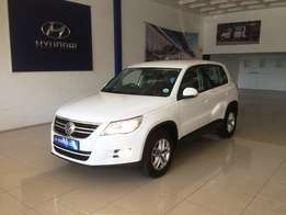 2011 VW Tiguan 1.4 TSi Bluemotion