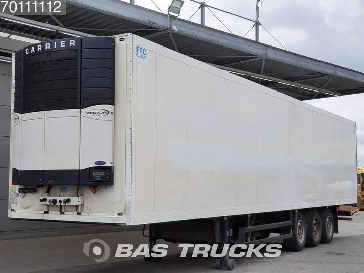 Schmitz Cargobull Carrier Vector 1850mt Blumenbreit - 2011