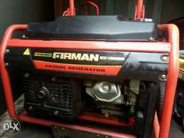 Firman 9.8KVA Generator - ECO10990ES with Remote and Key Starter