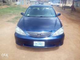 Toyota camary Big Daddy 2 month used 2005 model 4 sale
