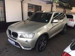 BMW X3 XDrive Exclusive Package