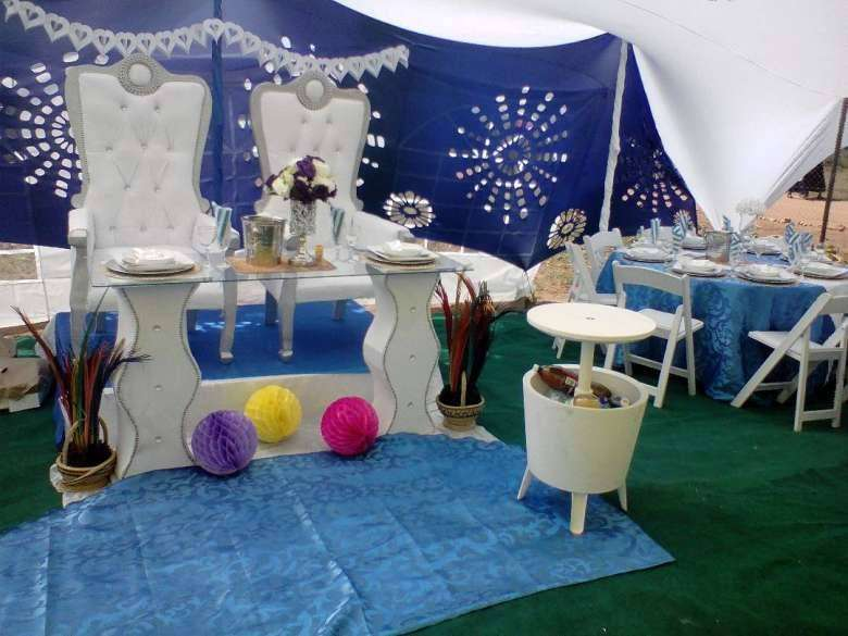 Catering Tents Stretch For Wedding Decor In Polokwane And Limpopo