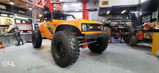 Axial wraith 1.9 used clean title