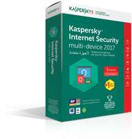 kaspersky internet security 3user+1 free 2017