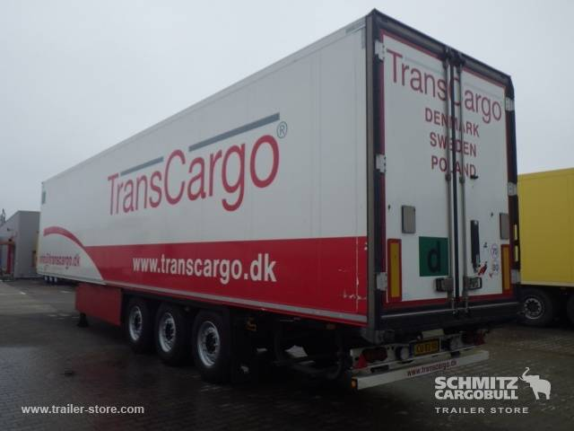 Schmitz Cargobull Semitrailer Dubă compartiment frigorific Multitemp - 2013 - image 2