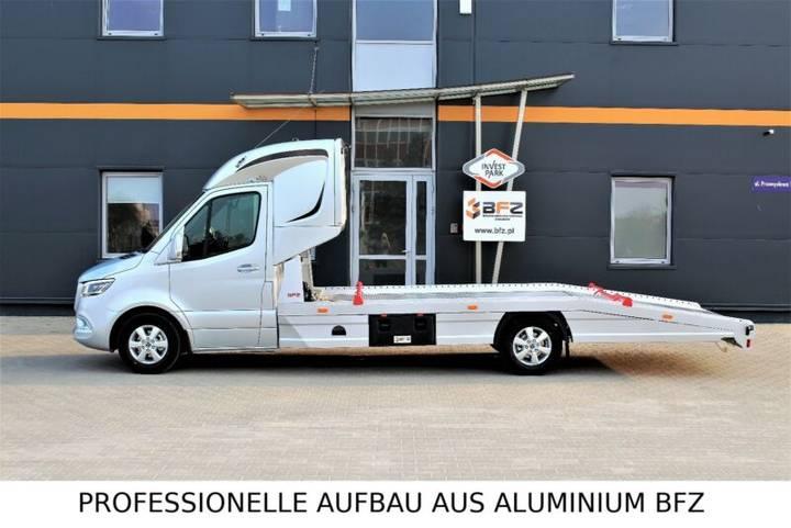 Mercedes-Benz Sprinter 519 LUFTFEDERUNG AB WERK Schlafkabine - 2019