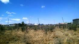 40by 80 Plot for sale at syokimau