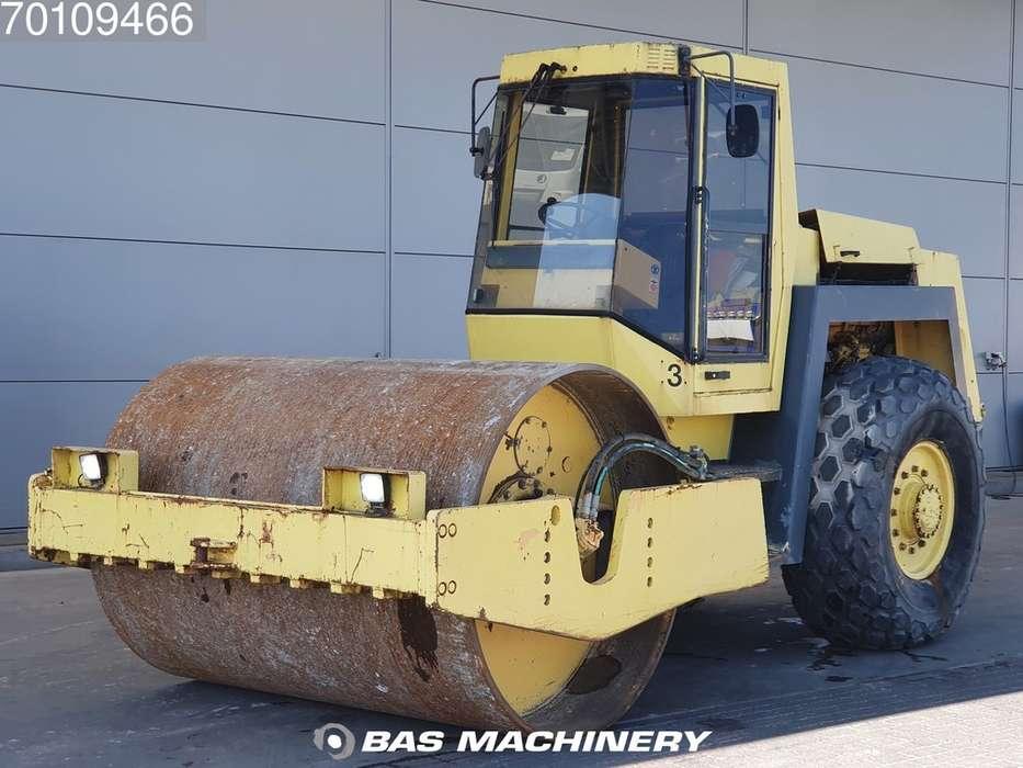 BOMAG BW 213 D - 1991