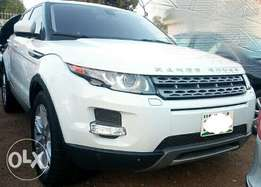 2012 Range Rover Evogue