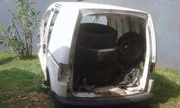 2008 VW caddy body shell for sale
