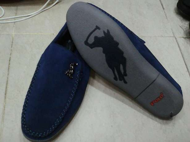 Polo Suede Loafers Lagos Mainland - image 3