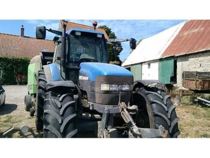 New Holland tm 165 - 2001