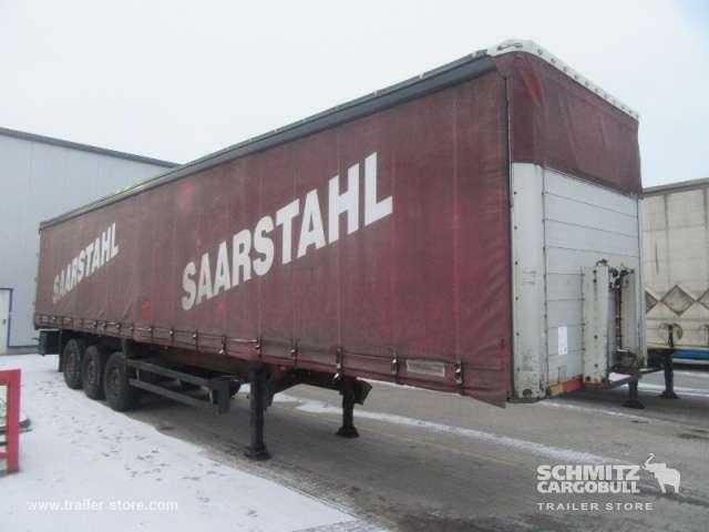 Schmitz Cargobull Curtainsider Coil - 2002