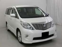 Toyota Alphard on Sale