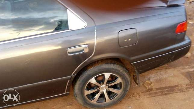 Superb and pimped clean Toyota camry for sale Ovia North East - image 8