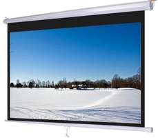 Electric Projector Screen 96×96 Free Countrywide Delivery