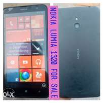 Perfect working Nokia Lumia 1320 for sale.