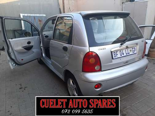 Chery Qq In South Africa Value Forest