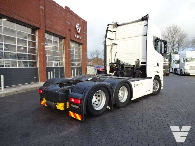 "Scania S580 A6x2NB ""Next Gen"" New ""Buffl Edition #1"" - 2018 - image 4"