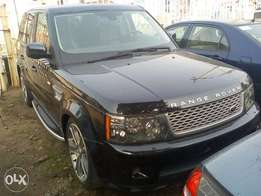 Rumba Range Rover Sport 2012 Year Model
