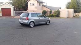 vw polo 1.9TDI 2007 SPORT LINE Sunroof R65000 excellent condition