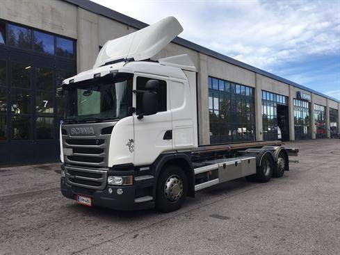 Scania G450 - 2015