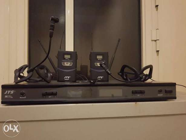 JTS Pro IN264R Microphone System