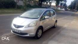 Honda Fit, 2010, 1300cc, R/Rails, R/Wiper, Alarm, Car ID, A/Port