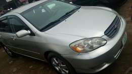 very neat corolla 2004 for sale