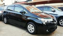 Toyota Wish KCP registration