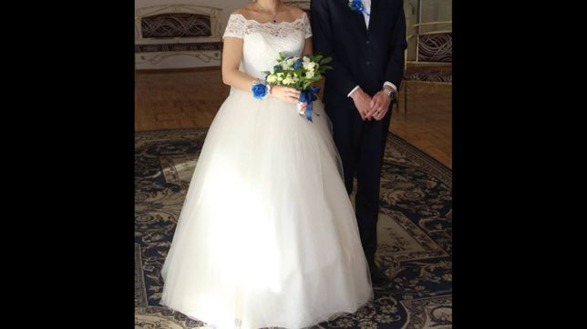 Весільна сукня  2 000 грн. - Весільні сукні Львів на Olx db21a2e1d5b6d