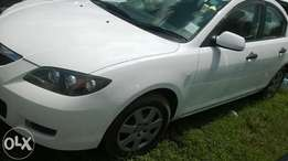Mazda Axela 2009 fresh import