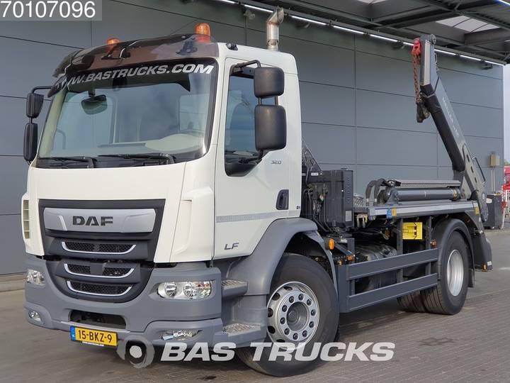 DAF LF 320 4X2 4341km! Euro 6 ACC Meiller - 2014
