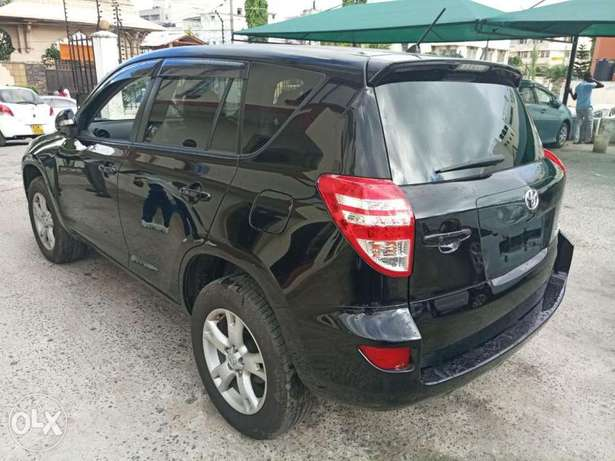 2010 model of Black Rav 4 with dark interior KCP number Mombasa Island - image 4