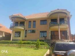 7 bedroom mansion for rent at bwebajja Entebbe