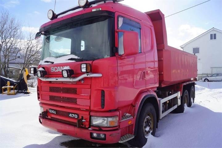 Scania R124 - 2004