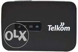 New 4G Telkom Router With FREE 10GB
