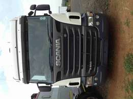 Scania R470 truck tractor on bargain