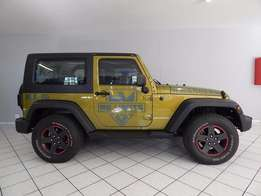 Rubicon Jeep Wrangler 2008