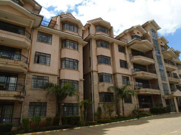 Exquisite 3 bedroom furnished and serviced apartments to let Nairobi CBD - image 1