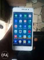 Neatly used infinix hotnotepro, very little scratch