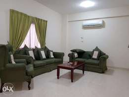 Monthly or yearly 2 bedrooms flat in Mansoura