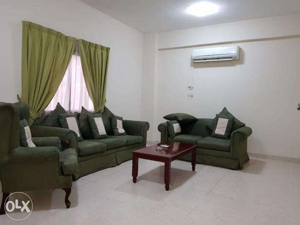 Monthly or yearly 6000qr 2 bedrooms flat in Mansoura