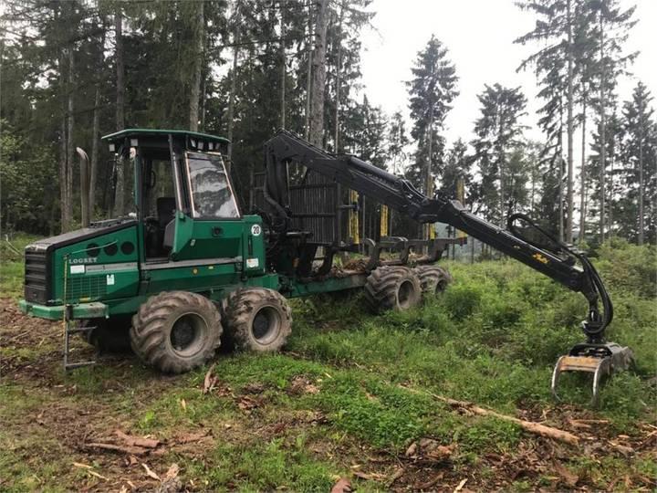 Logset Forwarder 4f - 2003