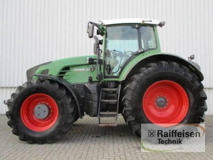 Fendt 936 vario - 2007