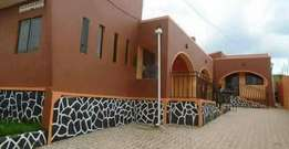 Nice 2 bedroom 2 baths house for rent in Namugongo at 350k