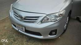 Cheap and Clean Toyota Corolla 2012