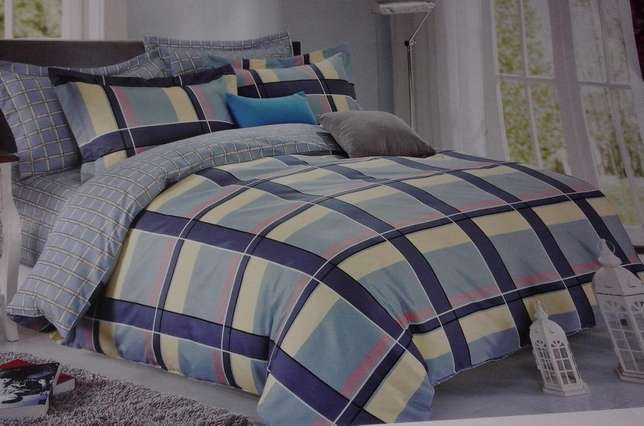 Heavy cotton duvet. Free delivery countrywide Kasarani - image 2