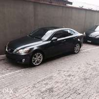 Super Clean 2007 Lexus IS 350 fresh Tokunbo!!